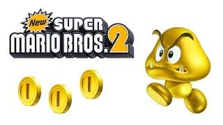 NEW SUPER MARIO BROS 2 #2 - Ostentando Moedas!!! (Nintendo 3DS Gameplay)