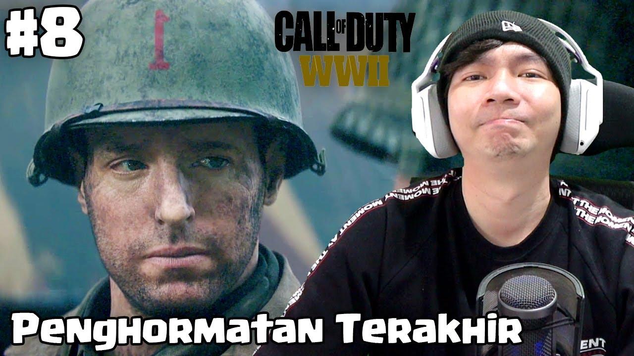 Penghormatan Terakhir - Call Of Duty WW2 Indonesia - Part 8