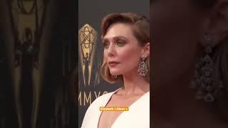 Elizabeth Olsen Arrives at the Emmys