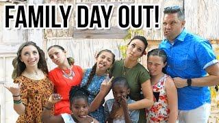 CGH Family Theme Park Day | Mindy McKnight