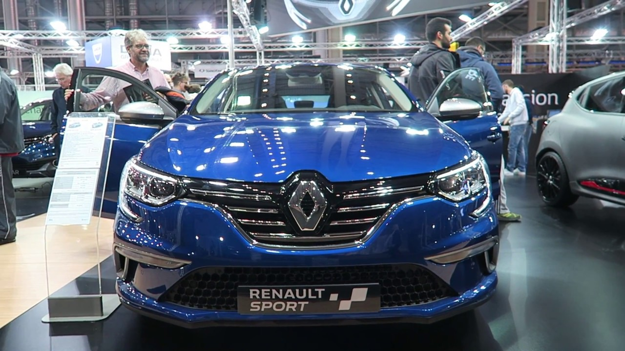 new 2019 renault megane exterior interior youtube. Black Bedroom Furniture Sets. Home Design Ideas