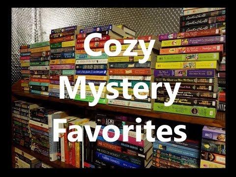 Cozy Mystery Favorites