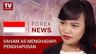 InstaForex tv news: Awal perdagangan Amerika Utara pada 22.11.2018: DOW JONES, USDX, EUR/USD
