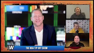 NBA Picks and Predictions | WagerTalk's NBA Tip-Off Show for Wednesday, January 13