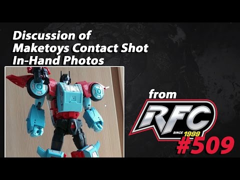 Discussion on Maketoys Contact Shot In-Hand Photos