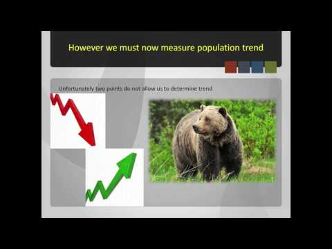 Grizzly Bear Survival in Oil and Gas Operating Areas (Gord Stenhouse)
