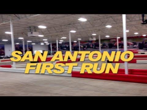 Now Open K1 Speed Indoor Karting San Antonio Youtube