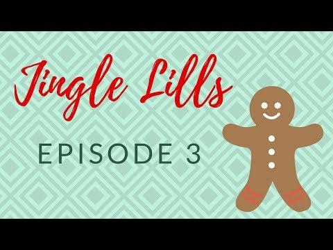 Jingle Lills Series : Ep 3 Christmas Stash : Stickers/Embellishments 🎄🎅