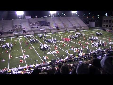 Broken Arrow High School OBA 2010 Oklahoma 6A Finals