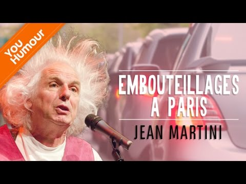 JEAN MARTINY - Embouteillages à Paris