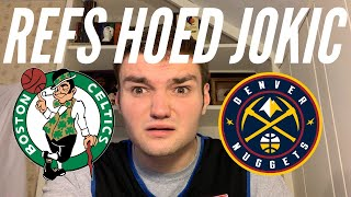 Celtics Vs Nuggets FULL GAME HIGHLIGHTS Reaction