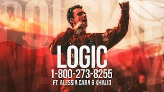 Logic - 1-800-273-8255 (feat. Alessia Cara & Khalid) [NAPISY PL]