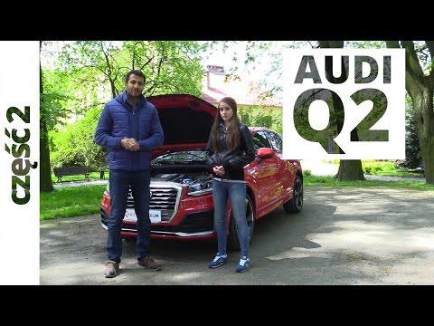 Audi Q2 1.4 TFSI Ultra 150 KM, 2017 - techniczna część testu #332