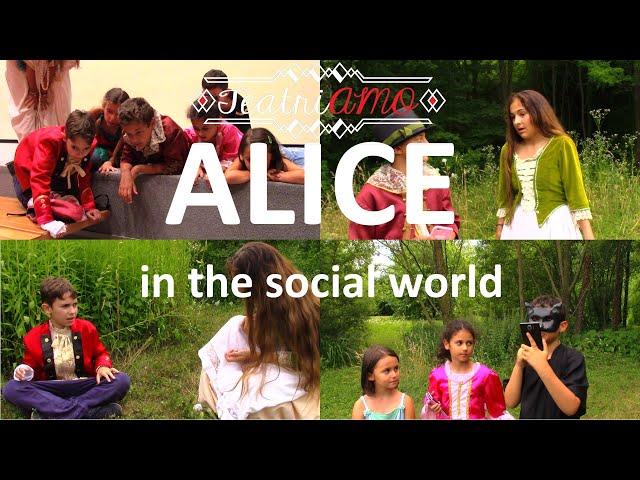 Alice in the social world - Internet è davvero il Paese delle Meraviglie ?
