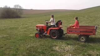 Mini 070 Traktoristka