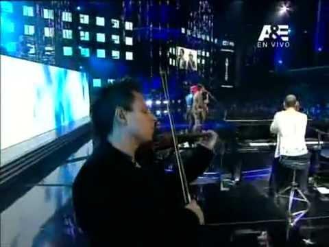 Solo para ti - camila (HD) (vivo) 2012