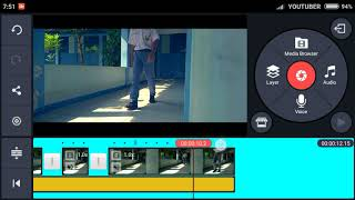 how to make Slow motion on Android by using kinemaster + Link