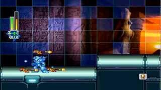 洛克人X6-X-屎殼聖甲蟲