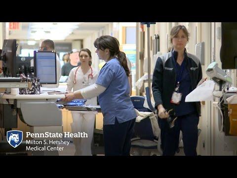 Observing National Nurses Week 2017 - Penn State Health - Hershey