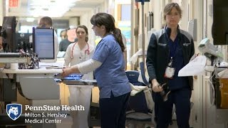 Observing National Nurses Week 2017 - Penn State Health - Hershey