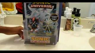 Shadow & Silver Modern Comic Book Pack Unboxing