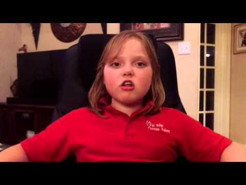 Support Oak Ridge Christian Academy Lauren