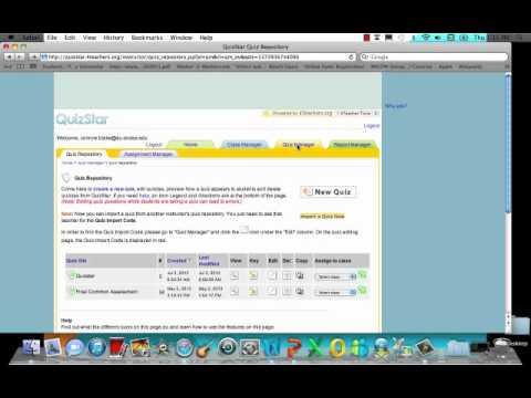 EDUC631 DLL QuizStar
