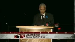 "Civil Rights Leader Julian Bond: Obama Won With a New Electorate: ""The Coalition of the Concerned"""