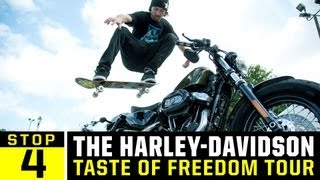 Harley Davidson Freedom Tour - Ep 4