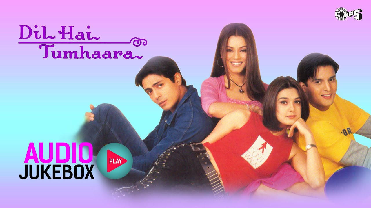 Dil Hai Tumhaara Jukebox Full Album Songs Arjun Rampal Preity