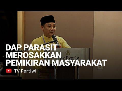DAP Parasit Merosakkan Pemikiran Masyarakat