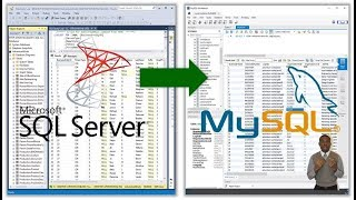 How to Convert MS SQL Database to MySQL Database (Step by Step)