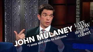 John Mulaney: Trump Is \'A Horse Loose In A Hospital\'
