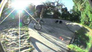 Chad DeGroot Longwood Ditch for DecoBMX
