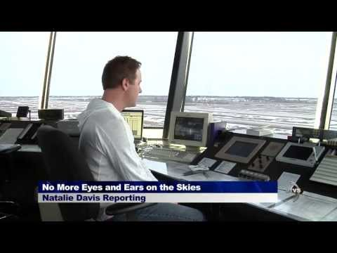 Federal Aviation Administration cuts airport eyes and ears