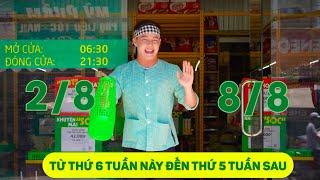 Sữa tươi Lif Kun ít đường hộp 1L giá chỉ 28K, 1 thùng 12 hộp giá chỉ 336K (Từ 2/8 - 8/8)