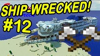 "Minecraft | SHIPWRECK! | ""Rocky Barkboa!"""