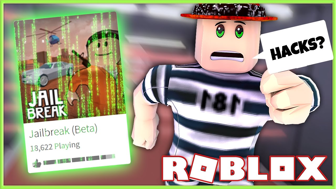 How To Do Hacks In Roblox Jailbreak Jailbreak Hacks Roblox Youtube