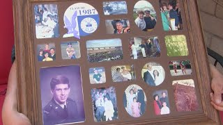 Lost treasure: Woman searches for AF cadet after finding picture frame