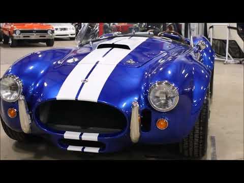 1965 Shelby Cobra blue2
