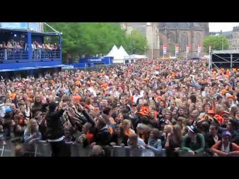 Brainpower LIVE - Queensday 2010