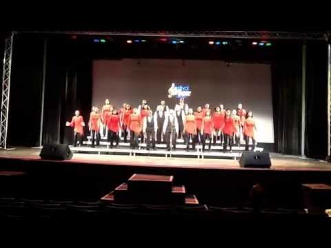 Kingstree Middle School ShowStoppers......Carowinds Festival of Music