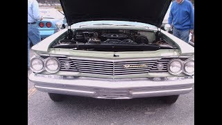 1960 Pontiac Bonneville Two Door Hardtop GrnWht ZH 111414