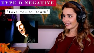 """Type O Negative """"Love You to Death"""" REACTION & ANALYSIS by Vocal Coach / Opera Singer"""