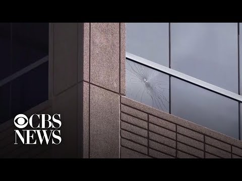 FBI investigating after shots fired at Texas ICE building