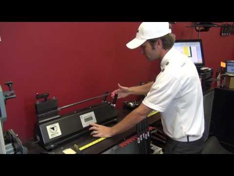 Golf Shaft Frequency