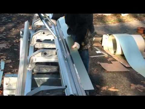 Capping Windows And Doors Youtube