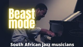 8 South African Jazz musicians going BEAST MODE