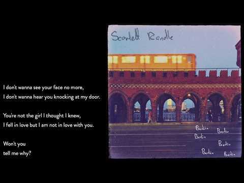 Berlin - Scarlett Randle (Lyric Video)
