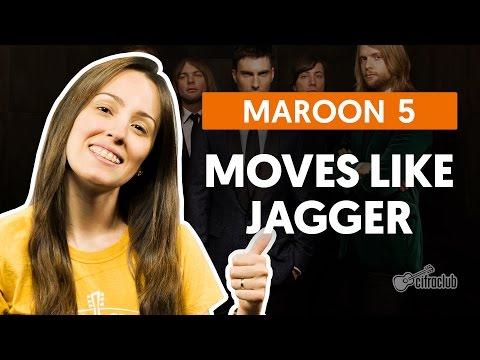 Moves Like Jagger feat. Christina Aguilera - Maroon 5 (aula de canto)